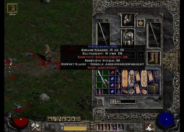 Let's Play Diablo 2 - LoD #162 [Deutsch][HD] - Runenworte für Anfänger