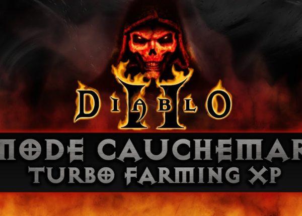 [FR] ALDERIATE - DIABLO II LOD - 1.14D - CAUCHEMAR - PALADIN - TURBO FARMING XP