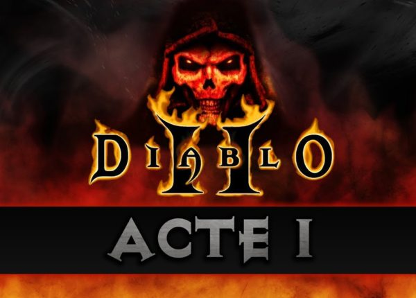[FR] ALDERIATE - DIABLO II LOD - 1.14D - NORMAL - PALADIN - ACTE I
