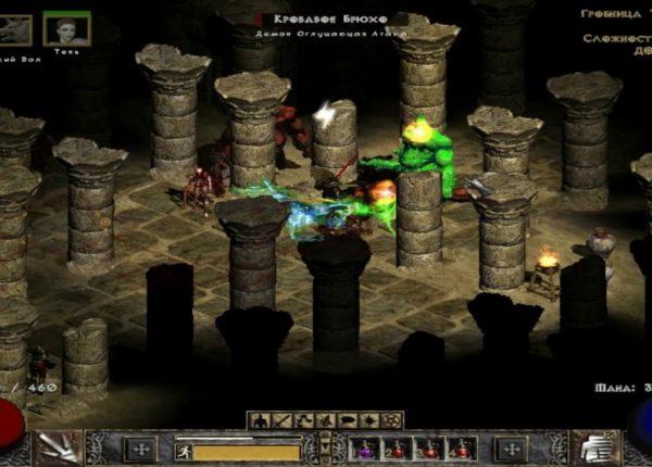Diablo II: Lord of Destruction - Гробница Тал Раша