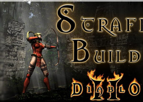 DiablO 2 | Lord of Destruction | The Original Strafe Build | Buriza-Do Kyanon