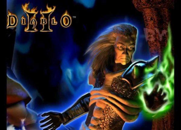 """Прохождение """"Diablo II - Lord of Destruction"""" (Некромант - """"норма"""") Лагерь Братства - часть 1"""