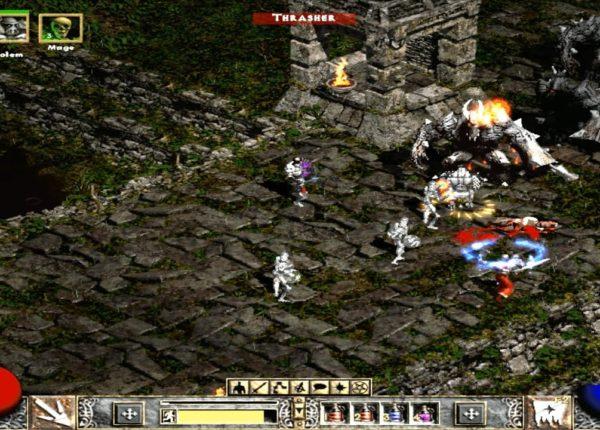 Прохождение Diablo 2: Lord of Destruction - 3 АКТ на Хардкоре, 2 часть