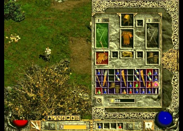 Diablo 2: Lords of Destruction Gameplay