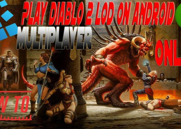 How to Play Diablo II LOD on Android Multiplayer Online with ExaGear Windows Emulator