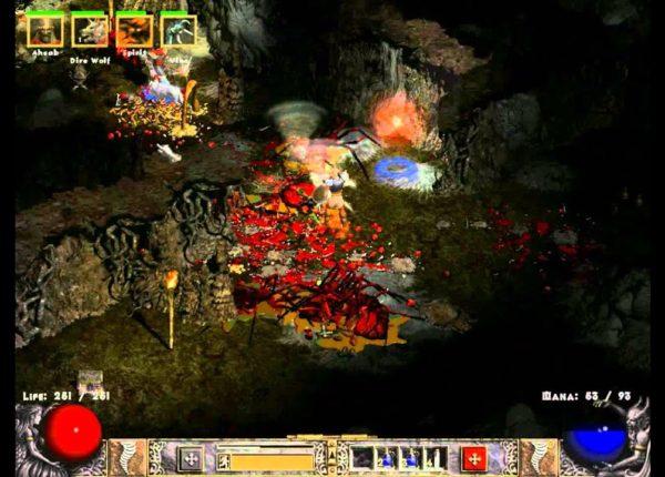 Diablo 2 lod challenge за друида #5
