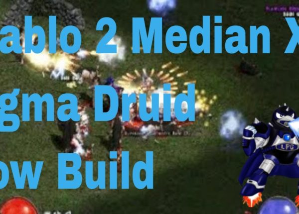 Diablo 2 Median XL Sigma Druid Bow Build