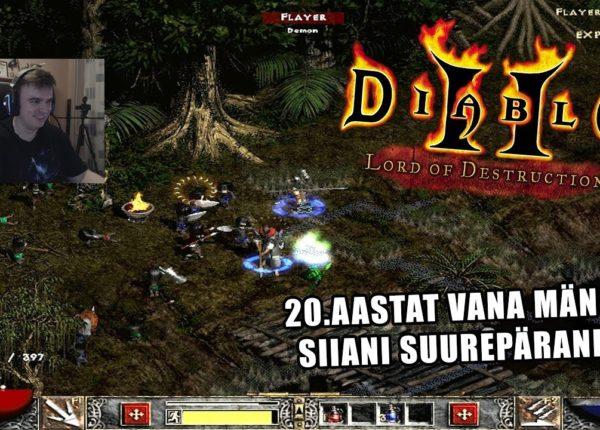 Diablo II: Lord of Destruction - Mängin ühte parimat aRPG mängu maailmas!