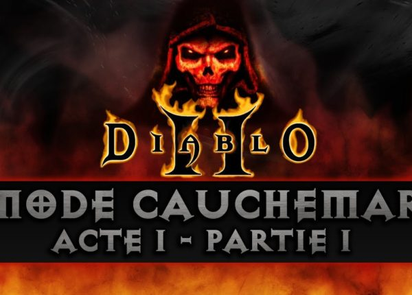 [FR] ALDERIATE - DIABLO II LOD - 1.14D - CAUCHEMAR - PALADIN - ACTE I PARTIE I
