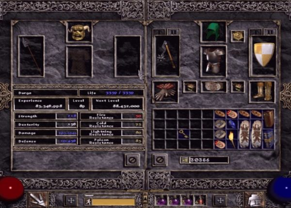 Diablo 2. LOD 1.14 MF Runs EP.7 Nihlathak Farming.
