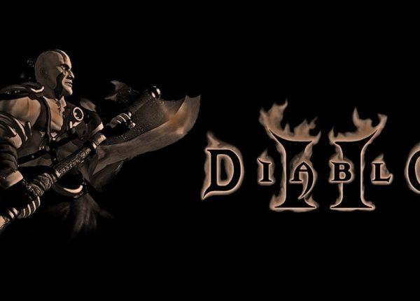 diablo 2 lod за варвара ч. 41: рога Диабло