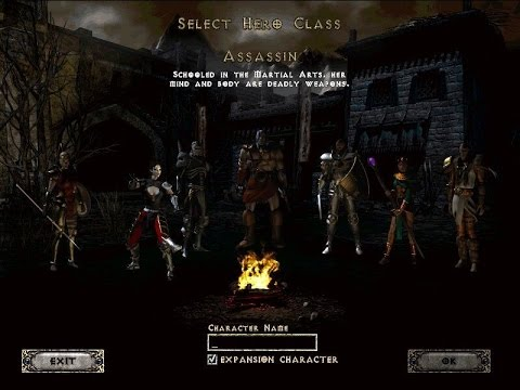 Download Diablo II Lord of Destruction cho PC (Bản Gốc)
