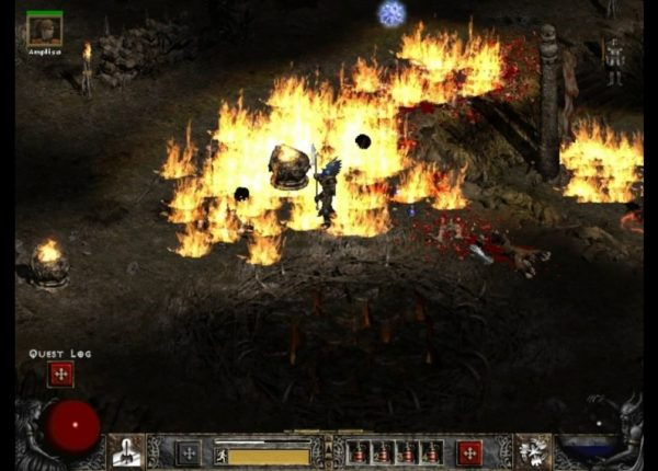 Diablo 2 LoD: Act 5 - Siege on Harrogath