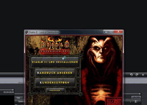 """Problem bei Installation von Diablo 2 AddOn """"LoD"""" (Lösung in Beschreibung)"""