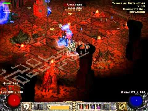 Diablo 2 LoD [H] полное прохождение с кометами [часть 92]