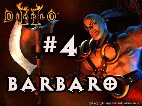 DIABLO 2 LOD - EL DIOS DE LOS BARBAROS (4)