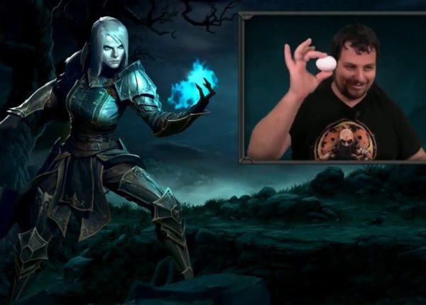 Diablo III: Возвращение некроманта | Избранные моменты (фанатская версия от Жоры Василькова)