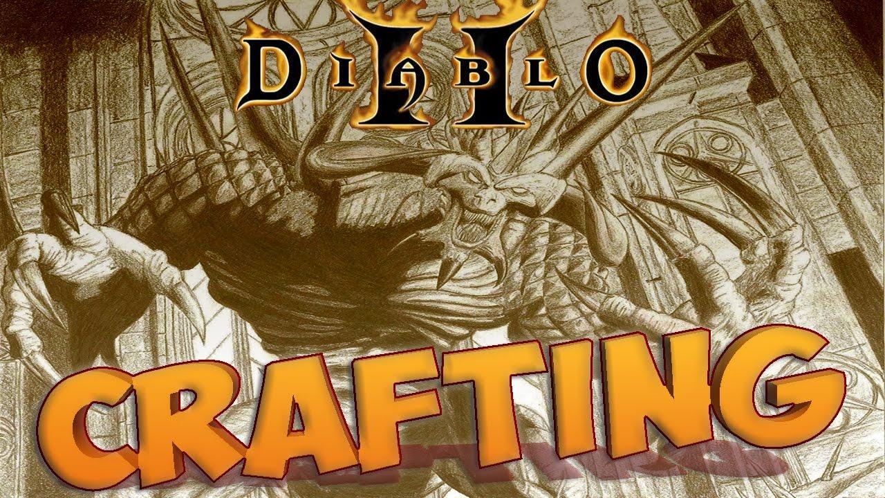 Diablo 2 LoD - Crafting amulets, rings, gloves