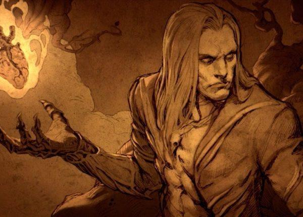 Diablo III. Reaper of Souls: Возвращение Некроманта (пробный некр)
