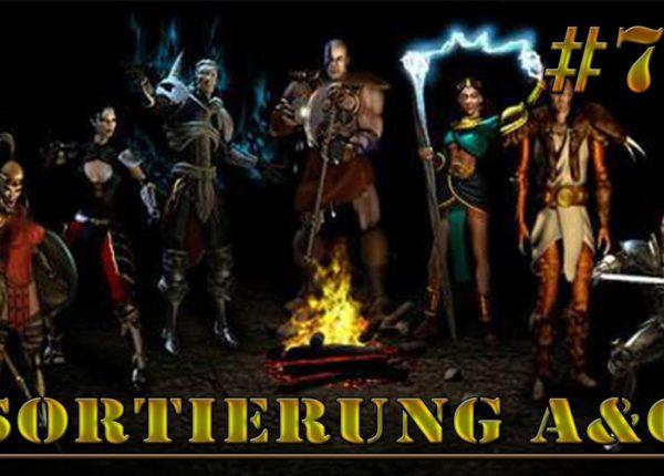Diablo 2 LoD - Ich brauch eine Sortiermaschine - Lets Play Diablo 2 Lord of Destruction #74
