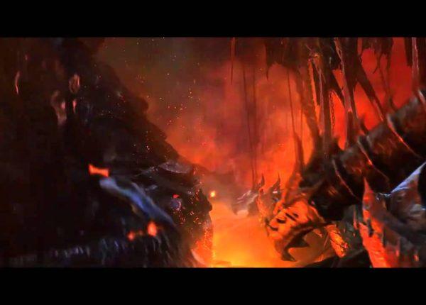 Трейлер World of Warcraft: Cataclysm