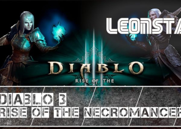 Diablo III -возвращение некроманта -на русском языке