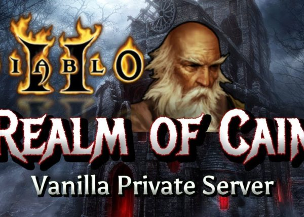 Private Server Trailer🔥Realm of Cain🔥- Diablo 2