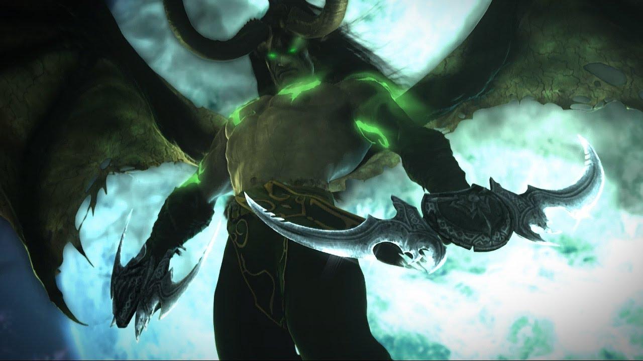 World of Warcraft: The Burning Crusade Cinematic Trailer