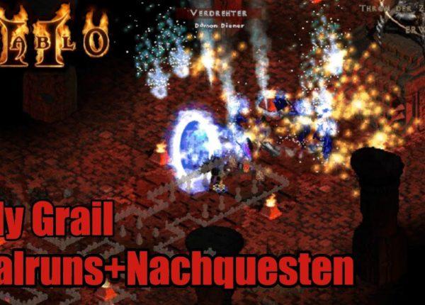 Diablo 2 | Holy Grail | Folge 8 | Deutsch | baalruns Normal