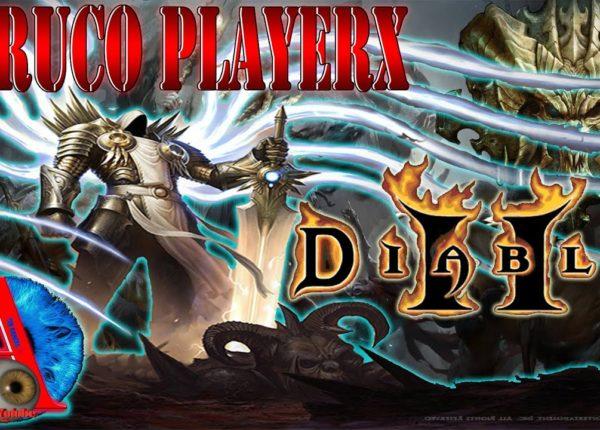 Como usar /PLAYERSX en Diablo 2 LOD