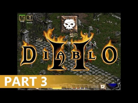Diablo 2 - A Necromancer Let's Play, Part 3