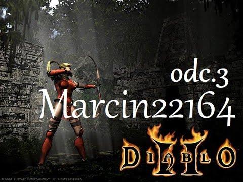 Diablo II LOD - Hardkorowa Amazonka odc.3 (Decard Cain, Hrabina)