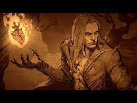 Некромант-мужчина из комплекта «Возвращение некроманта» для игры Diablo III!