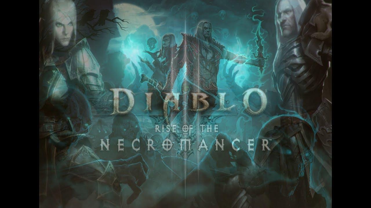 Diablo 3 - Возвращение некроманта #1