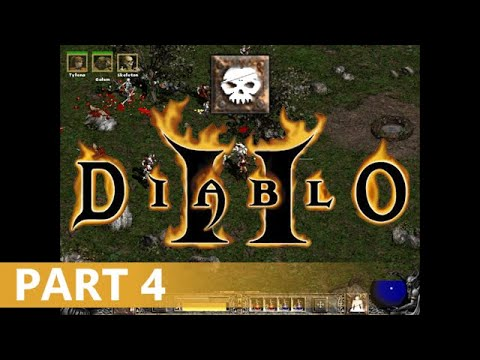 Diablo 2 - A Necromancer Let's Play, Part 4