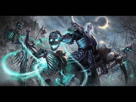 Diablo III: Топовый Некромант