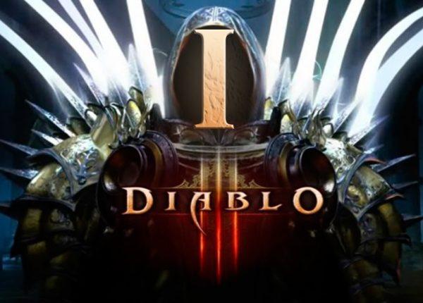 Diablo 3 - Reaper Of Souls Прохождение #1 Первый Акт