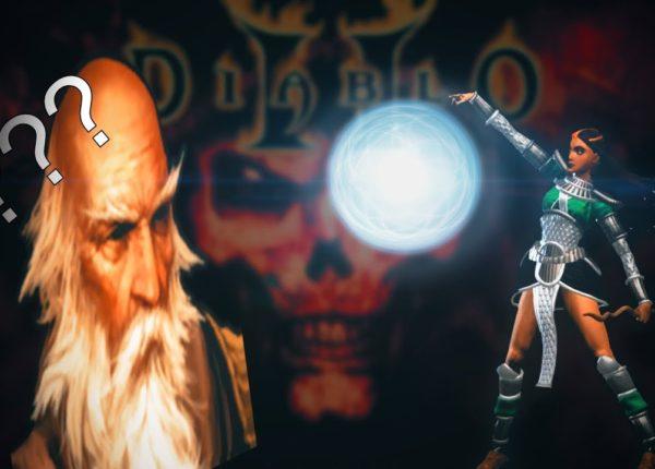О чем была Diablo II?