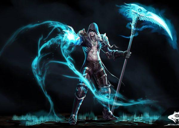 Diablo III - Некромант, соло 70 портал, хардкор
