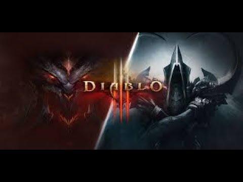 Diablo 3 - 09 - Качаем некроманта