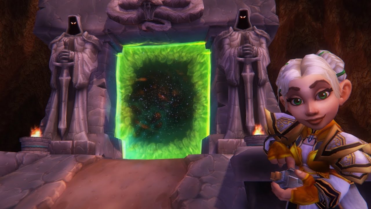 World of Warcraft Classic Announcement