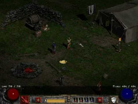 Diablo 2 1.13 overview part 2 (cheat codes)