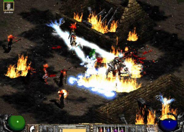 Diablo 2 - Lord of Destruction - Pandemonium Event - Kicksin