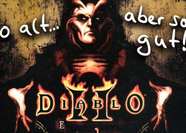 Diablo 2: Lord of Destruction [#01] - Erleuchte, Grab meiner Kindheitsstunden - Let's Play