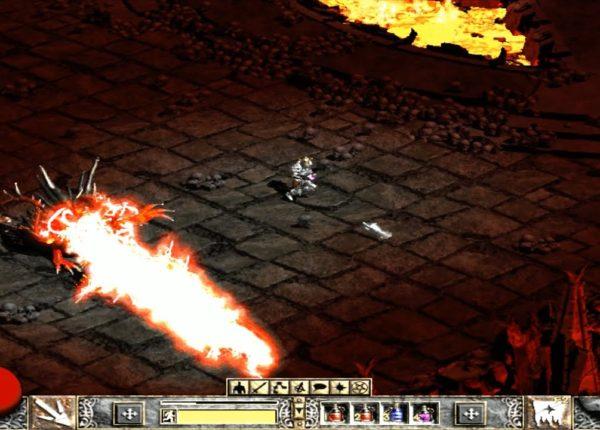 Прохождение Diablo 2: Lord of Destruction - 4 АКТ на Хардкоре - Убиваю Диабло, 2 часть