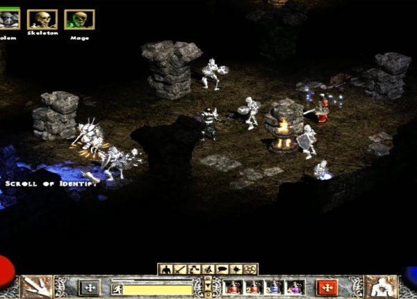 Прохождение Diablo 2: Lord of Destruction - 3 АКТ на Хардкоре, 1 часть