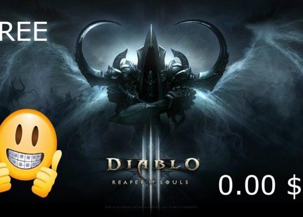 Diablo III на халяву!