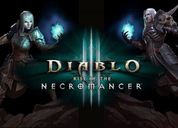 Diablo III—Возвращение некроманта - убийство короля призрака -вторая часть