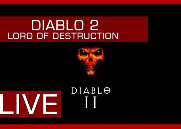 DIABLO 2 LoD | LIVESTREAM | Let's Play Diablo 2: Lord of Destruction | Deutsch | #01