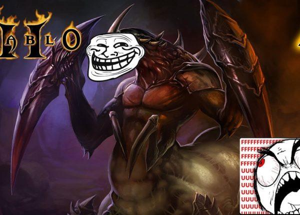 Diablo 2 LoD #4 [Дуриэль]